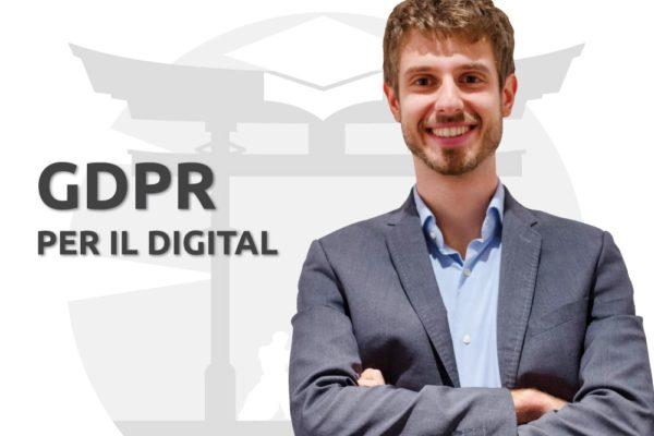 GDPR per il Digital