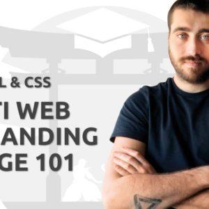 HTML e CSS per Siti Web
