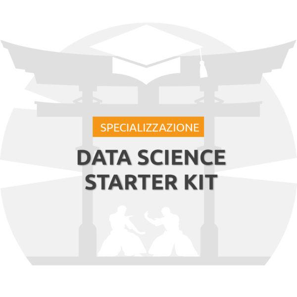 Specializzazione Data Science