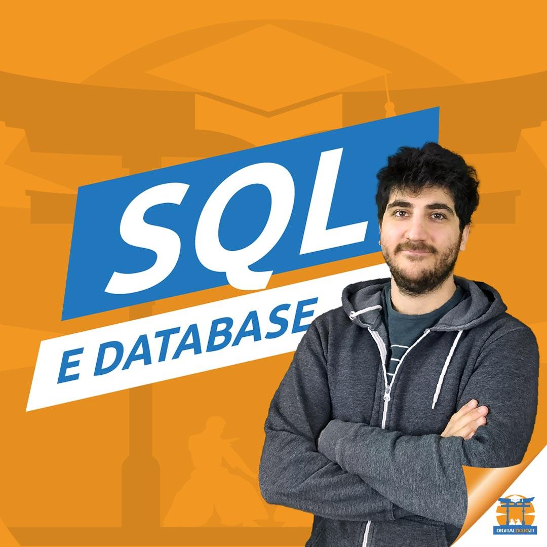 corso sql e database