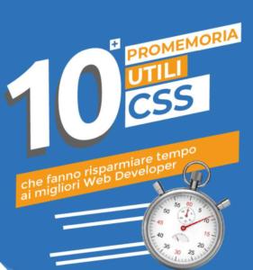 Promemoria Utili CSS