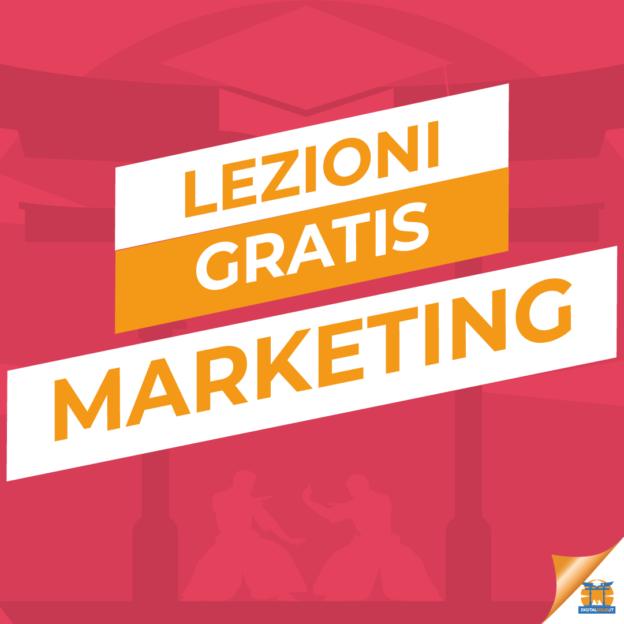 Lezioni Gratuite dei Migliori Corsi di Marketing