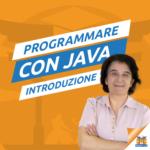 Il logo del gruppo di Programmare con Java: Introduzione – Sensei: Maria Galasso