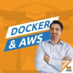 Il logo del gruppo di Docker e AWS – Sensei: Mauro Ferro