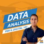 Il logo del gruppo di Data Analysis per il Digital 101 – Sensei: Luca Marchesotti
